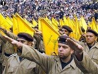 Hisbollahs hitlerhälsning