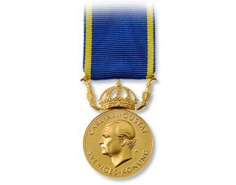Medaljen för nit och redlighet i rikets tjänst