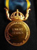 Min NOR-medalj